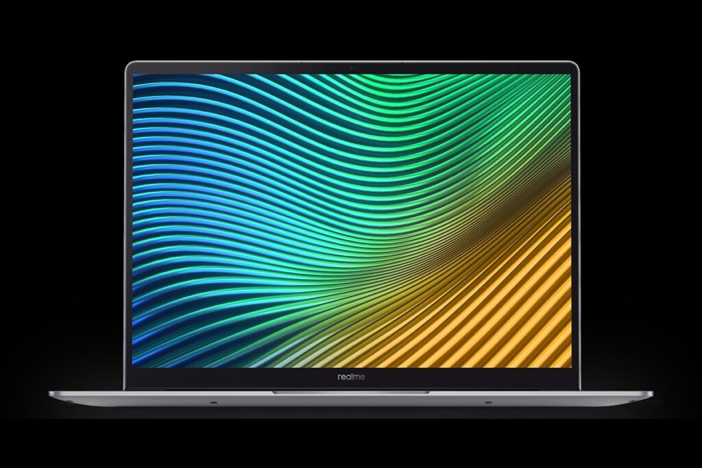 Realme Book is Realme First Laptop
