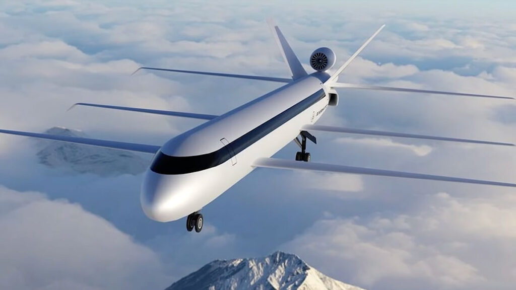 SE Aeronautics SE200 Tri-wing Aircraft