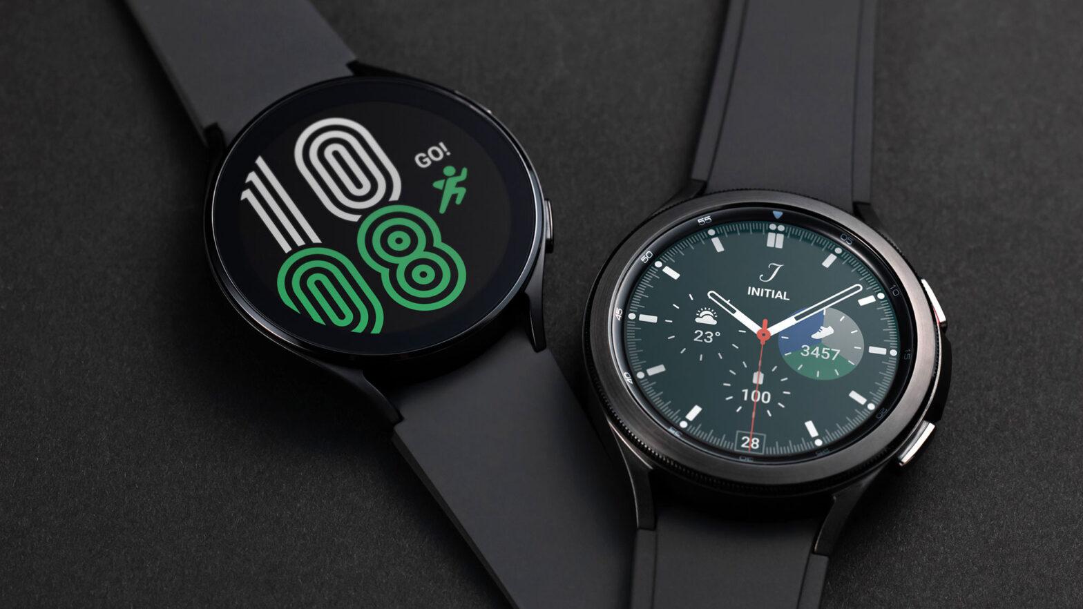 Samsung Galaxy Watch4 Smartwatch