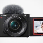 Sony ZV-E10: The First Alpha Series Interchangeable Lens Camera Designed For Vlogging