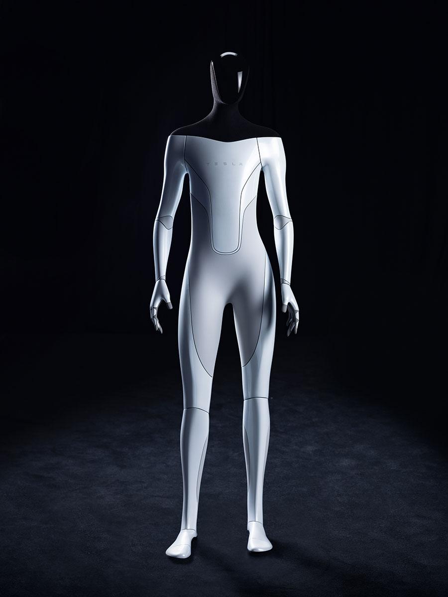 Tesla Bot Artificial Intelligence Humanoid
