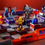 The <em>Transformers</em> Gen-1 Chess Set Is A US$600 Official <em>Transformers</em> Chess Set