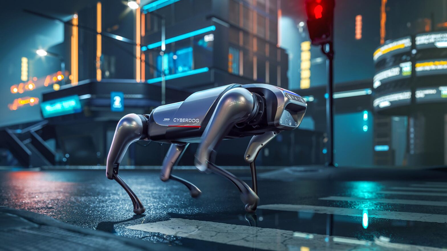 Xiaomi Cyberdog Bionic Quadruped Robot
