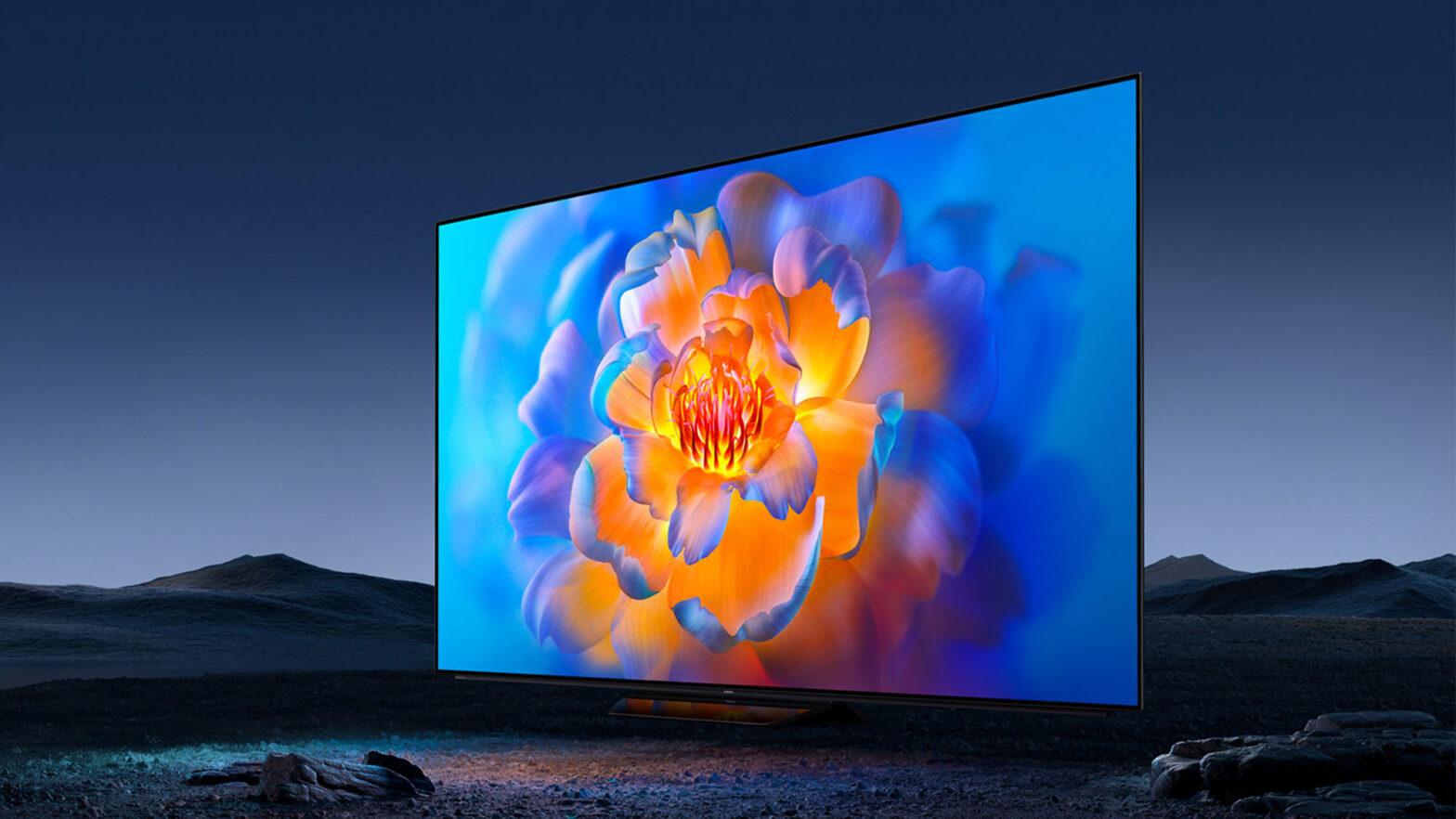 Xiaomi Mi TV 6 and Mi TV Master 77-inch TVs