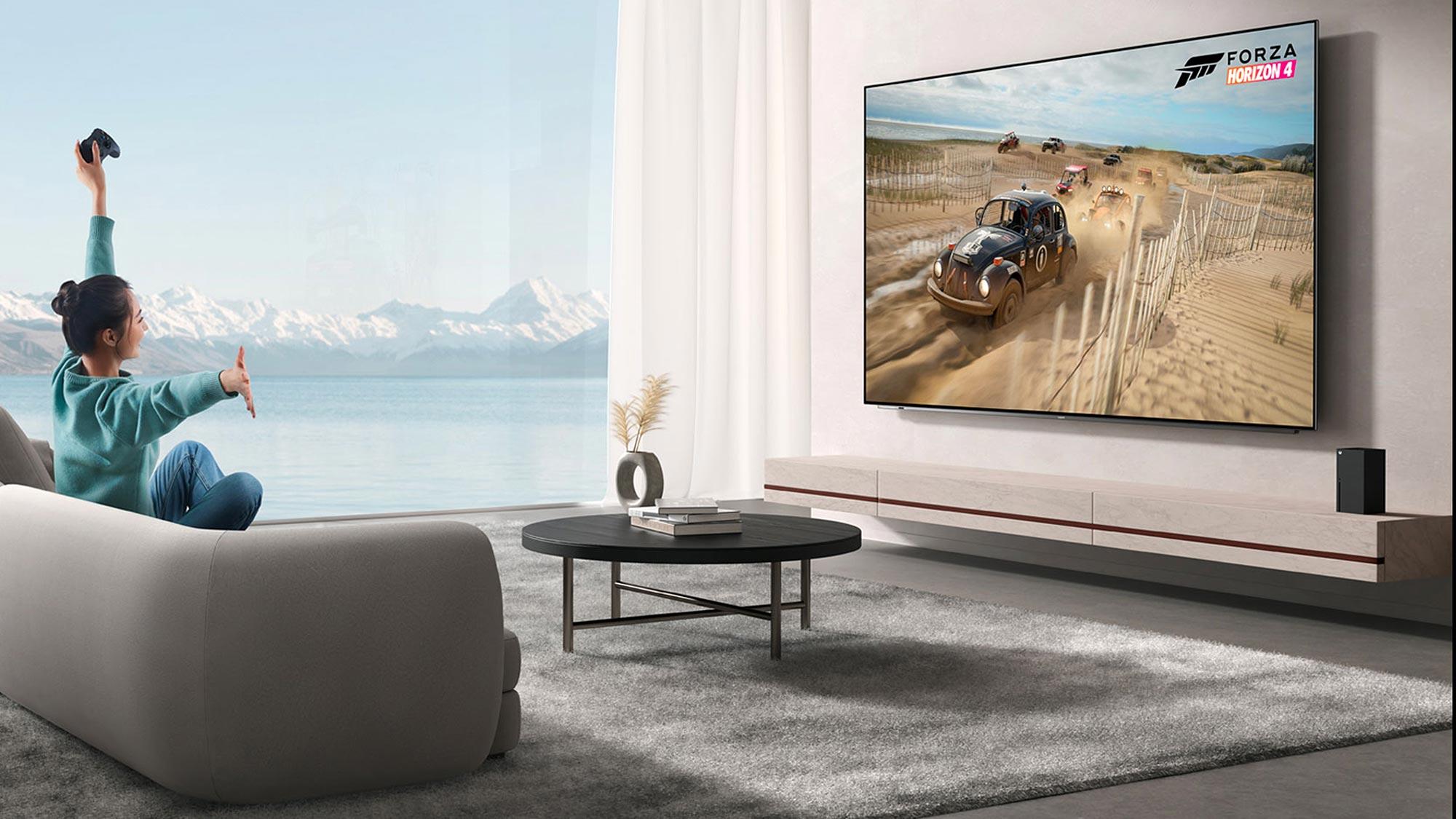 Xiaomi Mi TV Master 77-inch TV