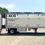 Xos Trucks Launches Xos Hub Mobile Charging Station For EVs