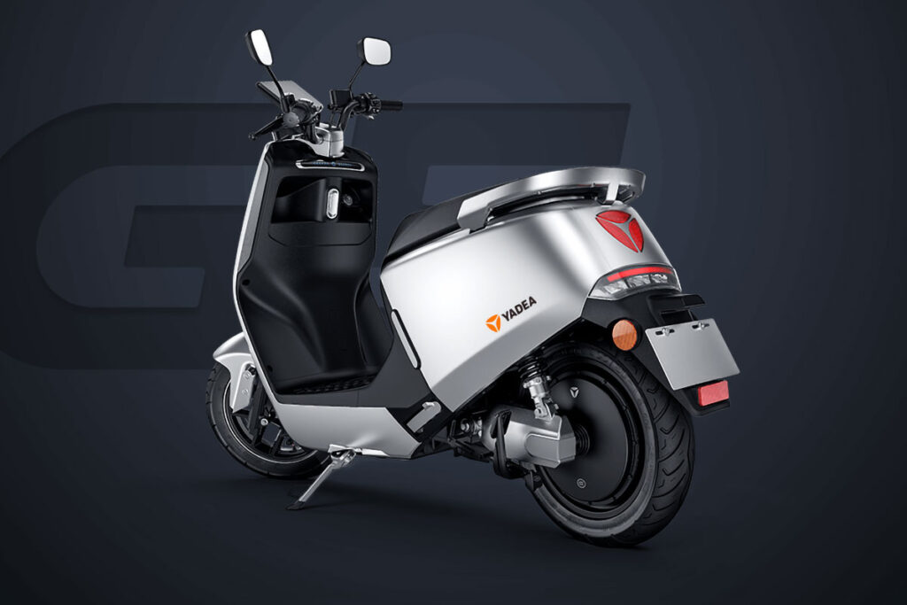 Yadea G5 Electric Moped Series Electric Scooter
