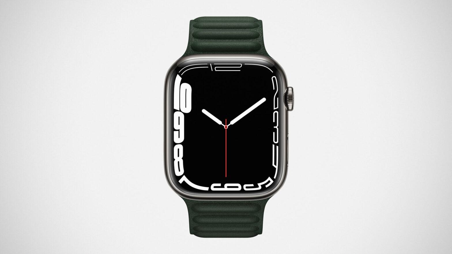 2021 Apple Watch Series 7 Smartwatch