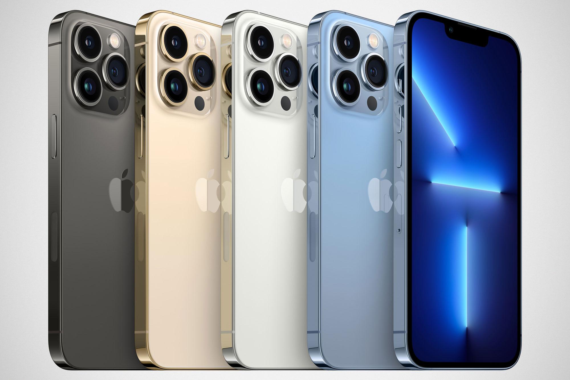 2021 Apple iPhone 13 Pro Series Smartphone