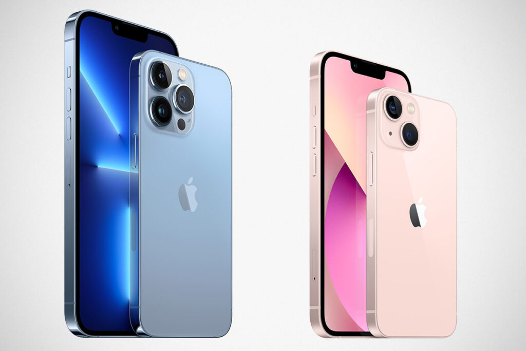 Apple iPhone 13 and iPhone 13 Pro Series