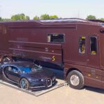 Volkner Mobil Revealed An Even More Luxurious Motorhome With Garage, Costing An Astronomical €6.5 Million