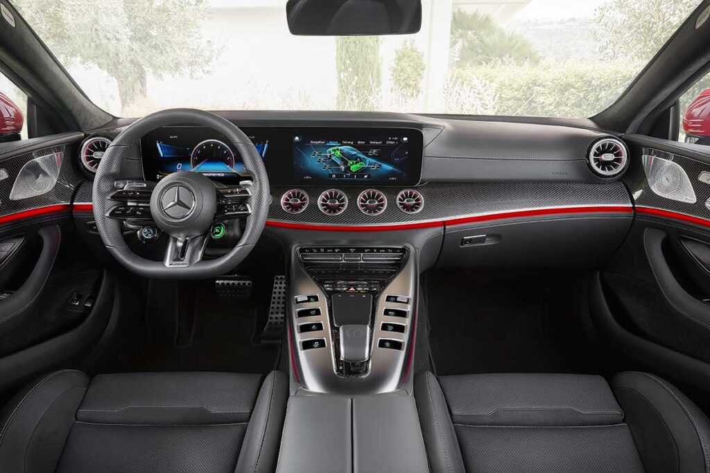 2022 Mercedes-AMG GT 63 S E Performance