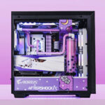 The World's First Bubble Tea-Themed PC Has Bobas Swirling In Its Coolant's Reservoir