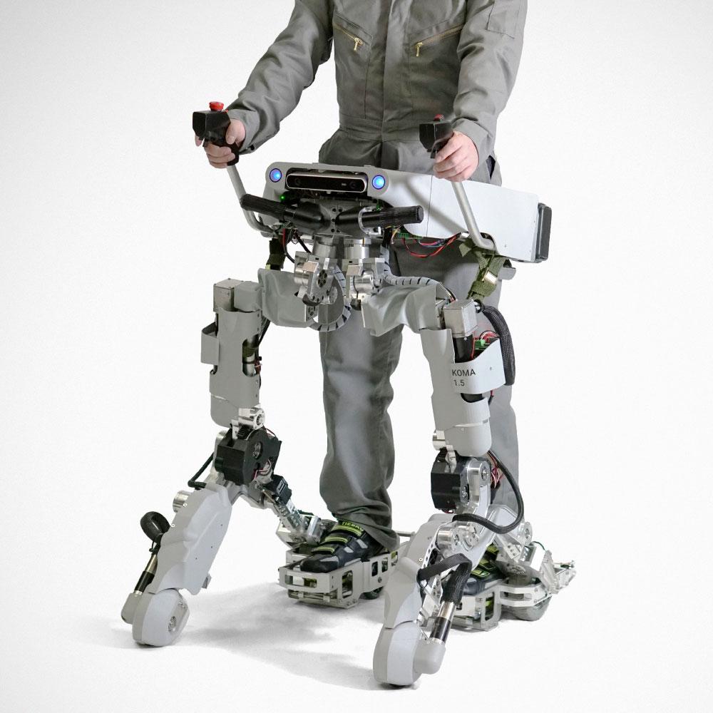 ATOUN KOMA 1.5 Small Powered Suit Prototype