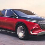 Concept Mercedes-Maybach EQS: The First Fully Electric Maybach Series Model