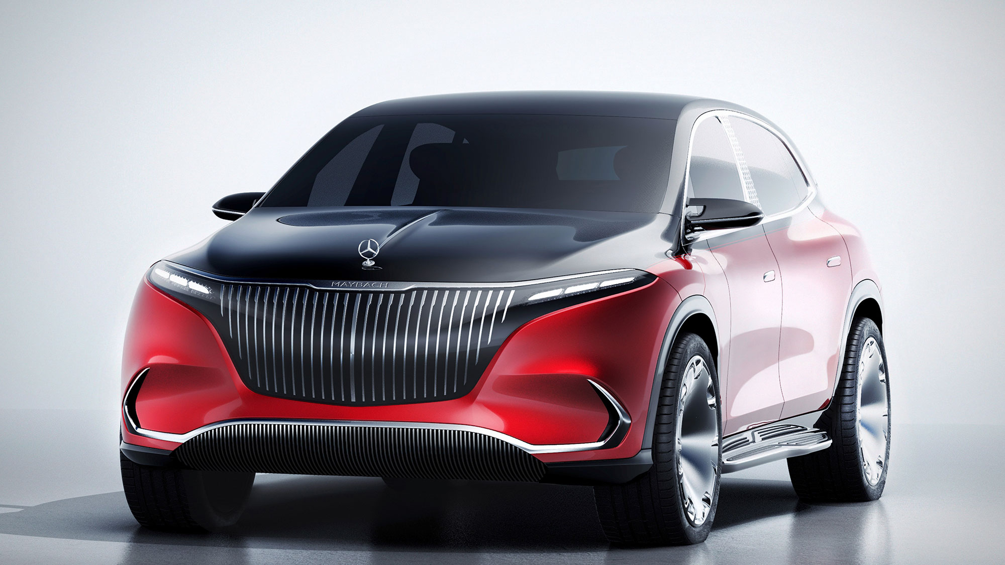 Concept Mercedes-Maybach EQS Electric SUV