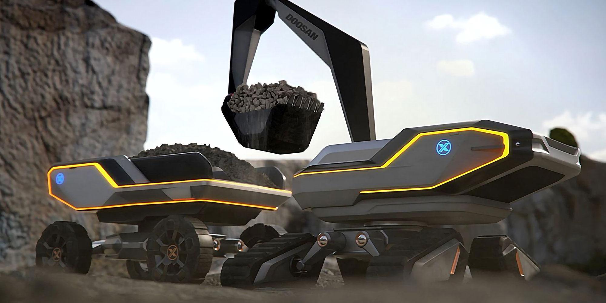 Concept-X System by Doosan Infracore