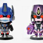 <em>Beast Wars</em> Optimus Primal and Megatron Gets The Stuffed Toy Look