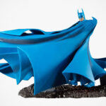 McFarlane <em>Batman</em> Year Two Gold Label Figure Has Exaggerated Cape And No Arms