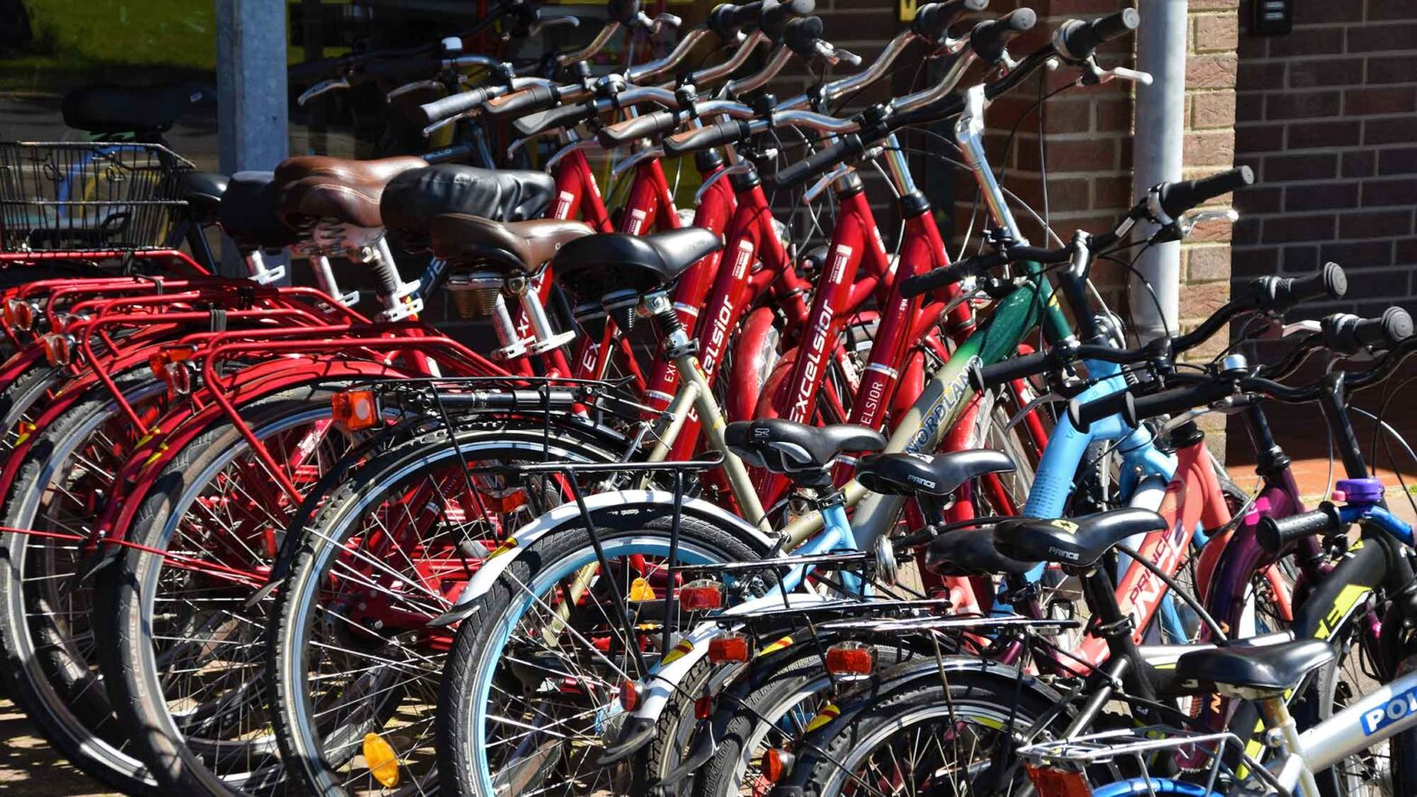 Different Types Of Bicycles To Choose From