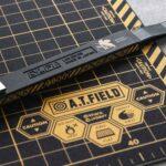 Meet <em>Evangelion</em>-Themed Soldering Iron, Box Cutter, And Cutting Mat