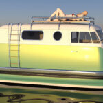 Floating Motors Want To Turn Classic Cars Into Seafaring Watercrafts