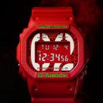 New <em>Evangelion</em> X G-Shock Watch Is Inspired By EVA-02 Beast Mode