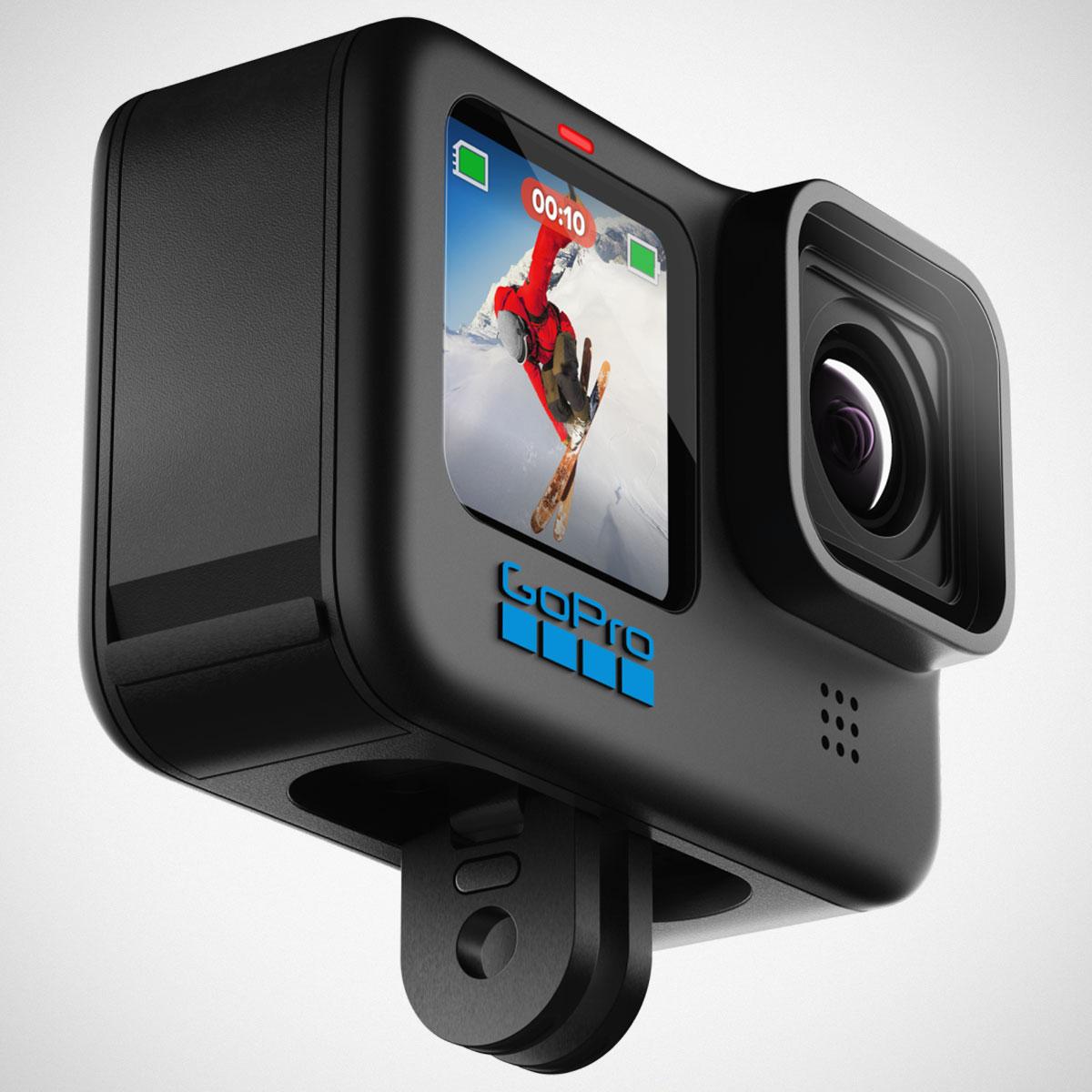 GoPro HERO10 Black Action Camera