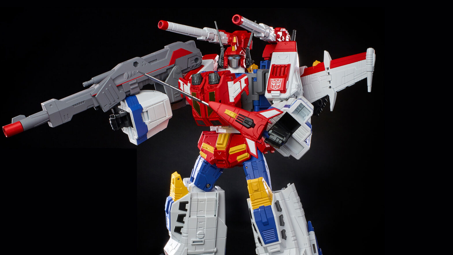 Hasbro Transformers Victory Saber Action Figure Funded