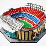 LEGO 10284 Camp Nou FC Barcelona Set: Well, It's Another LEGO Football Stadium