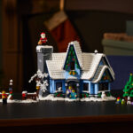 LEGO's Newest Christmas Set, LEGO Santa's Visit Set, Is Also Targeted At Adults