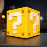 LEGO 71395 <em>Super Mario 64</em> Question Mark Block Set