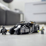 There's A LEGO Batmobile Tumbler That Shoots Studs Coming Next Month