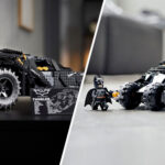 """LEGO 76240 """"UCS"""" Batmobile Tumbler And 76239 Tumbler Scarecrow Set Are Now Official"""