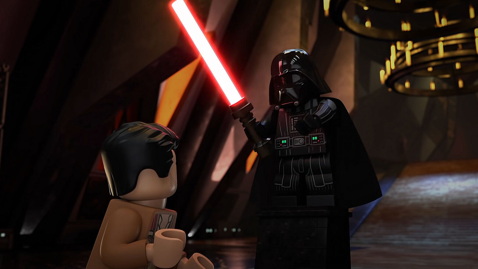 LEGO Star Wars Terrifying Tales Official Trailer
