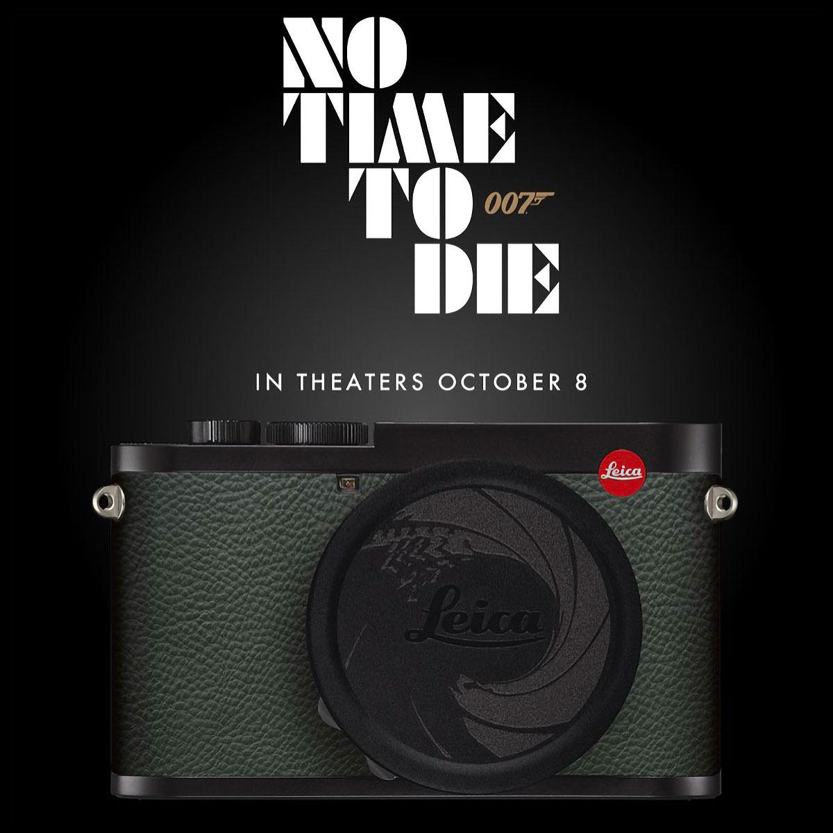 Leica Q2 James Bond 007 Limited Edition Camera