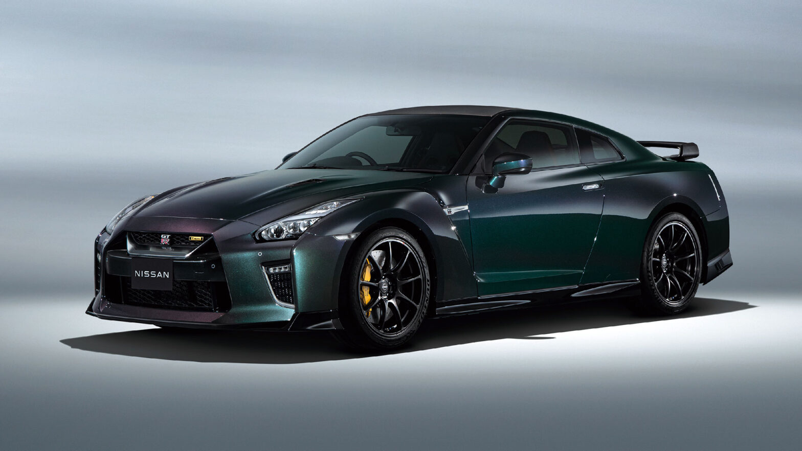 Limited Edition Nissan GT-R T-spec Coupe