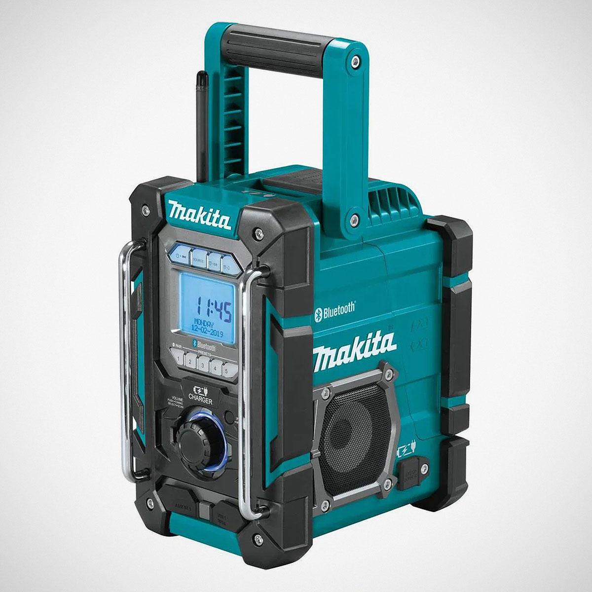 Makita Cordless Bluetooth Job Site Charger and Radio