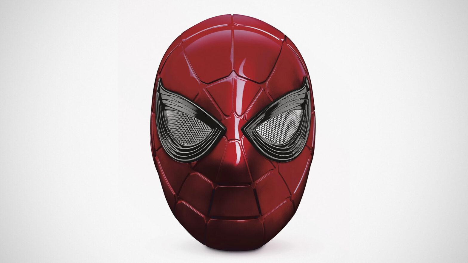 Marvel Legends Series Iron Spider Electronic Helmet