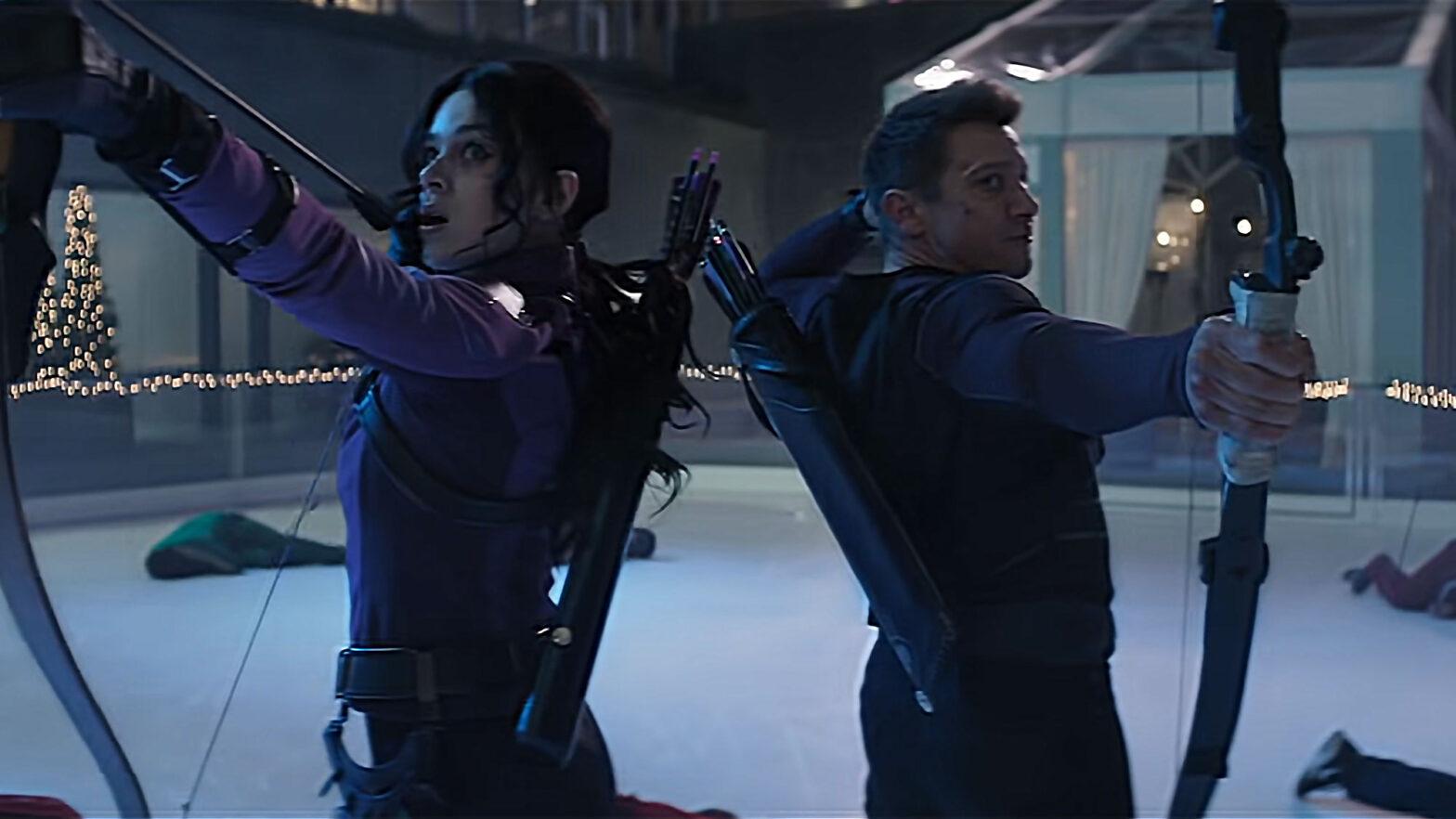 Marvel Studios' Hawkeye Original Series Official Trailer
