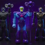Supersized <em>MOTU</em> Skeletor's Shogun Variants: Two-Foot-Tall Evils