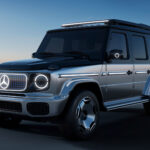 Mercedes-Benz Concept EQG SUV Is The Prelude To The All-Electric G-Class