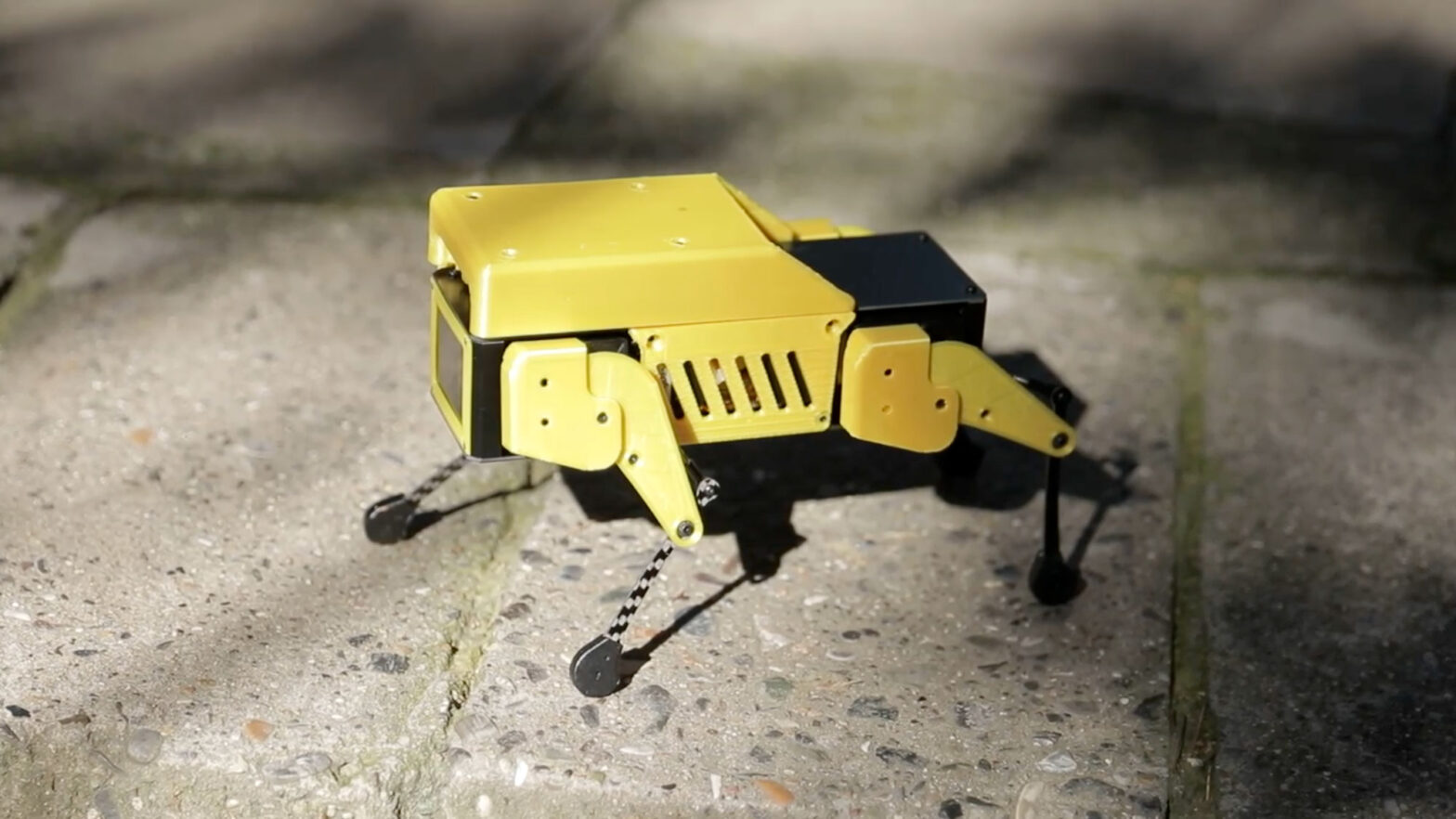 Mini Pupper Open-Source ROS Robot Dog