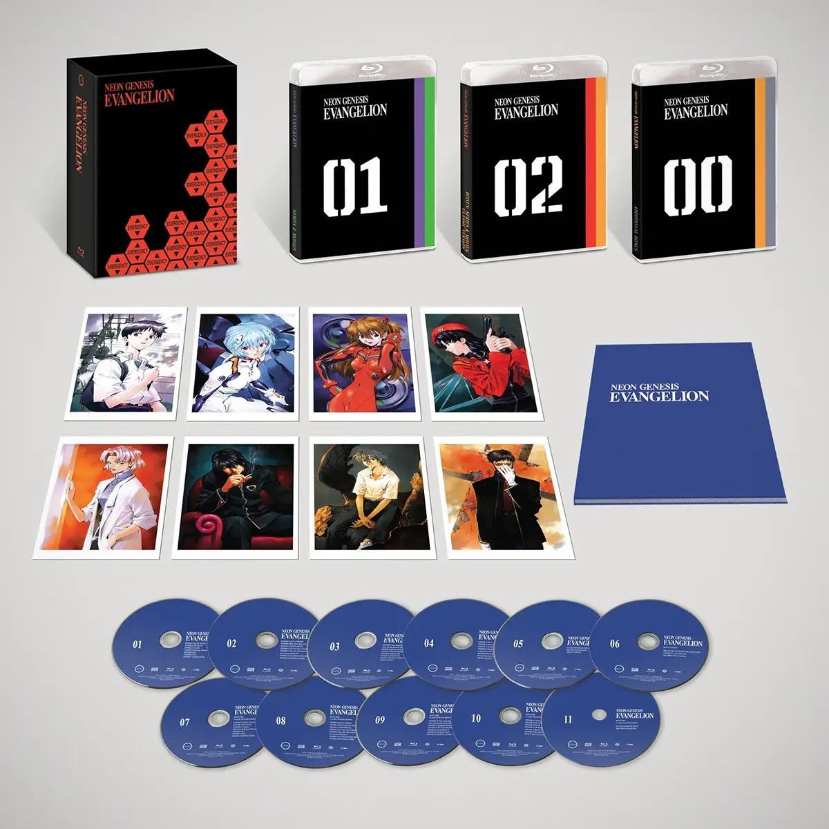 Neon Genesis Evangelion Collectors Edition
