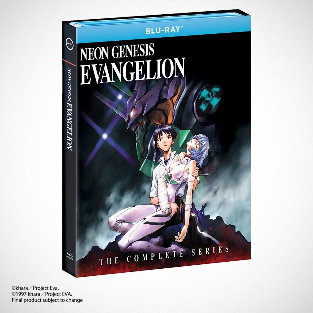 Neon Genesis Evangelion Standard Edition