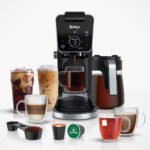 Ninja DualBrew Pro Specialty Coffee System Doest Both Grounds And Pods