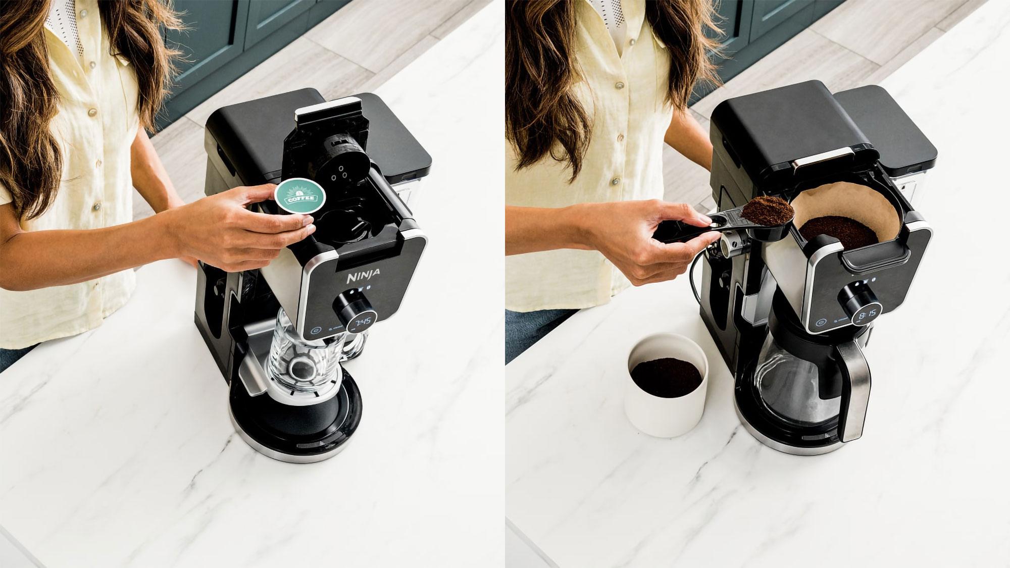 Ninja DualBrew Pro Specialty Coffee System
