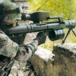 This Is Norinco LG5/QLU-11. It Is A Sniper Grenade Launcher