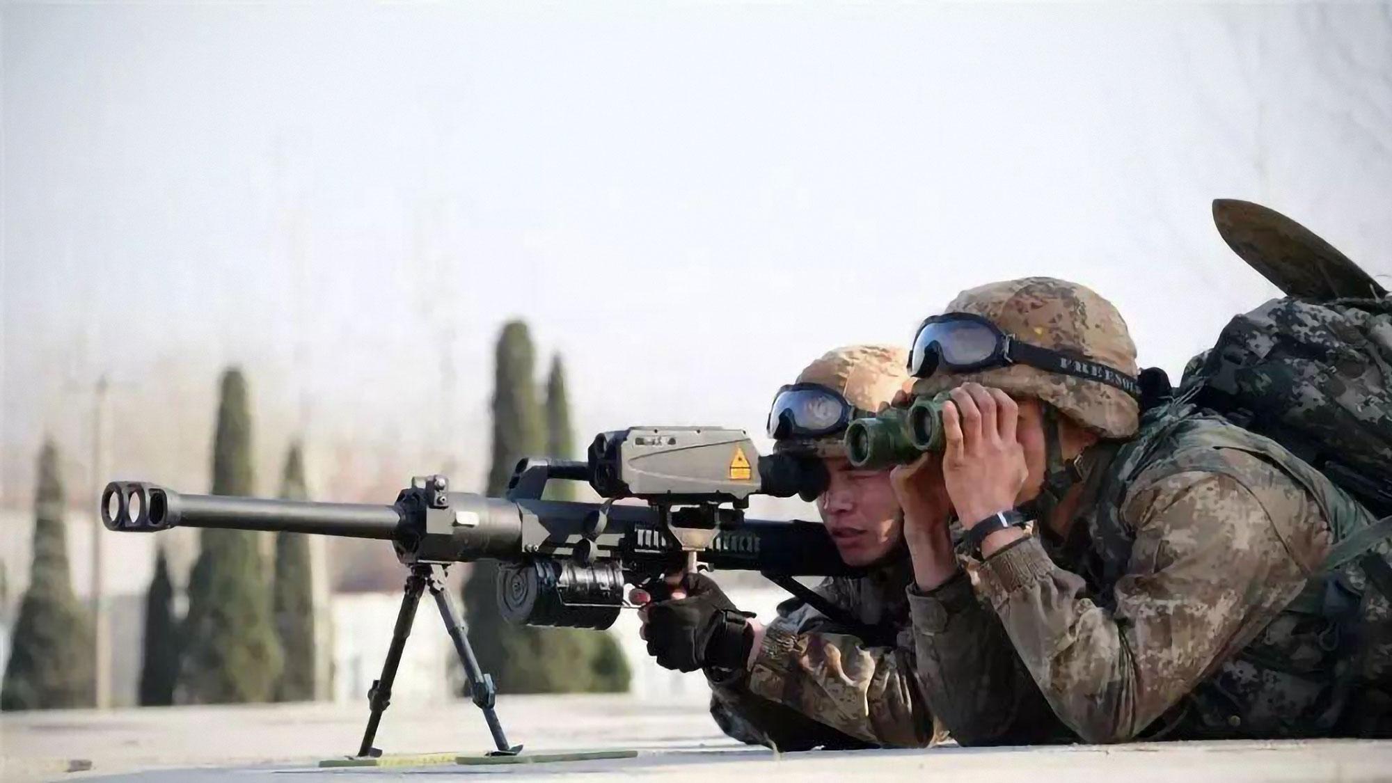Norinco LG5/QLU-11 Sniper Grenade Launcher