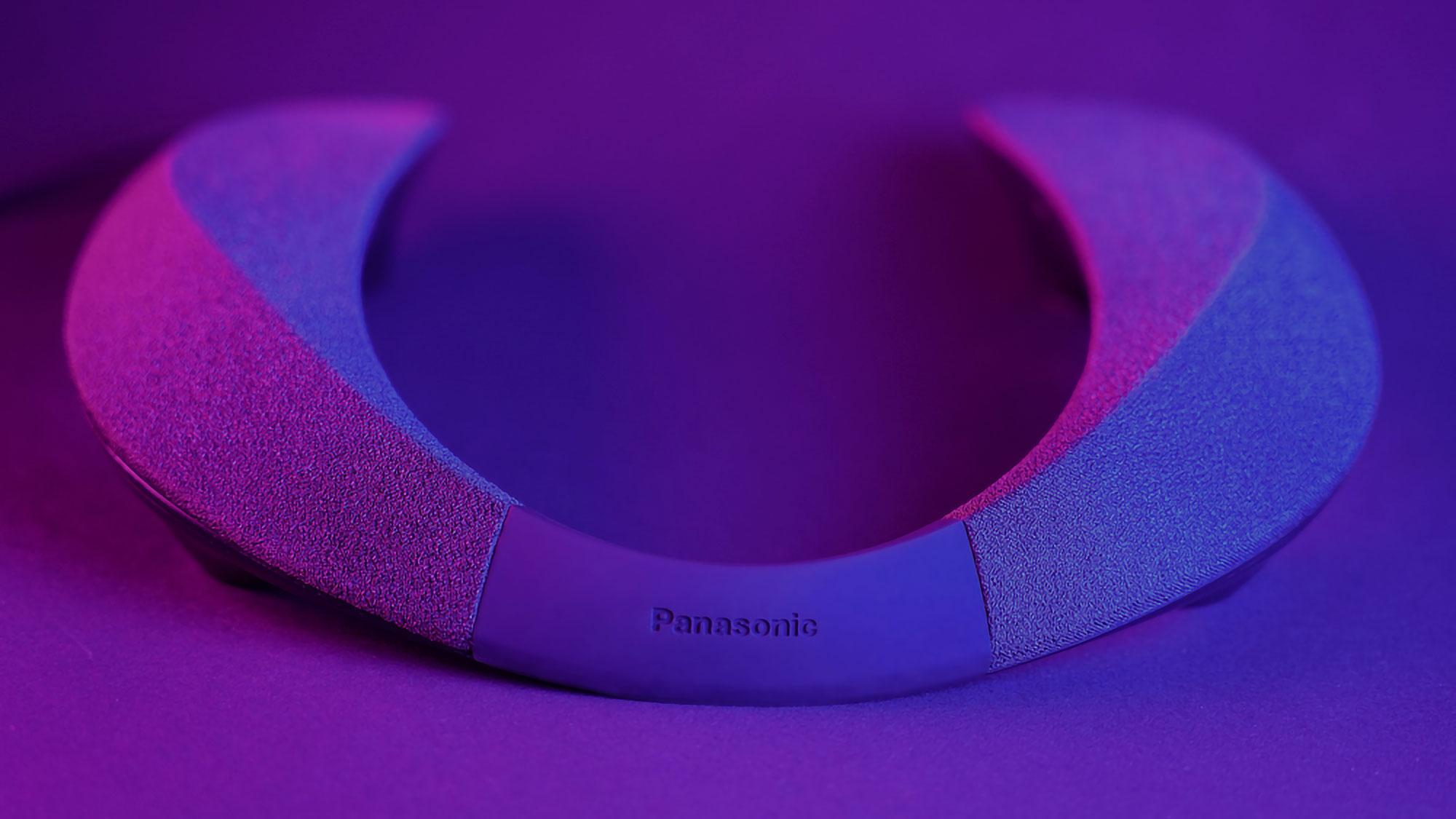 Panasonic SC-GN01 Wearable Immersive Gaming Speaker System